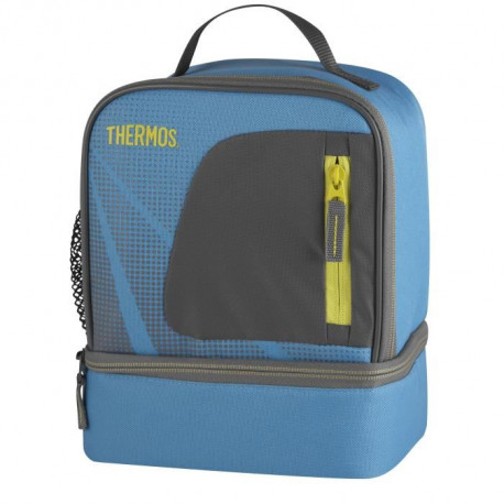 THERMOS Lunchkit deux compartiments Radiance - Turquoise