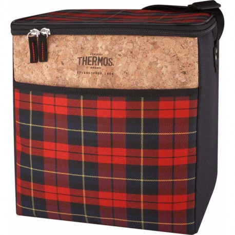THERMOS Sac isotherme Heritage - 16L - Rouge