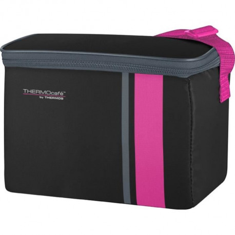 THERMOS Sac isotherme Neo - 4,5L - Noir / Rose