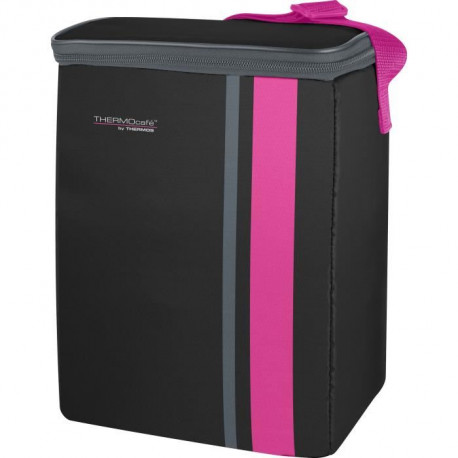 THERMOS Sac isotherme Neo - 9L - Noir / Rose