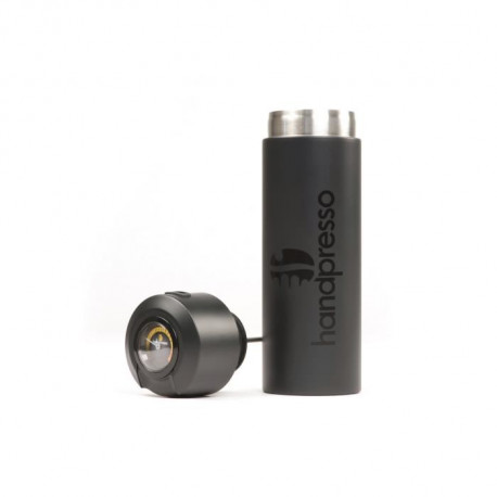 HANDPRESSO PUMP Bouteille isotherme avec thermometre
