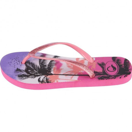 UP2GLIDE Sandales Palmier - Enfant fille - Rose