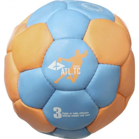 Ballon de Handball - Bleu et orange