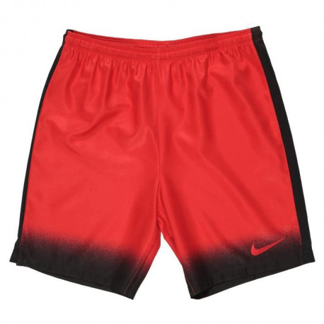 NIKE Short LASER WOVEN PRINTED Enfant - Rouge
