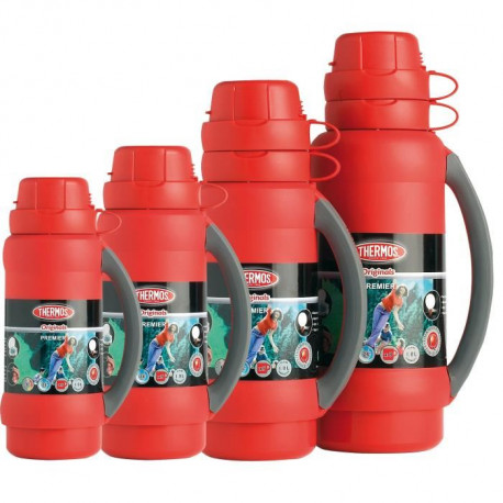 THERMOS Premier bouteille isotherme - 0,75L - Rouge