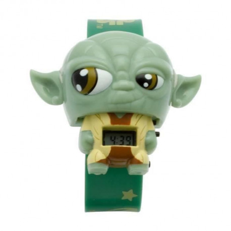 ASMOKIDS - Montre Yoda Star Wars - Multicolore