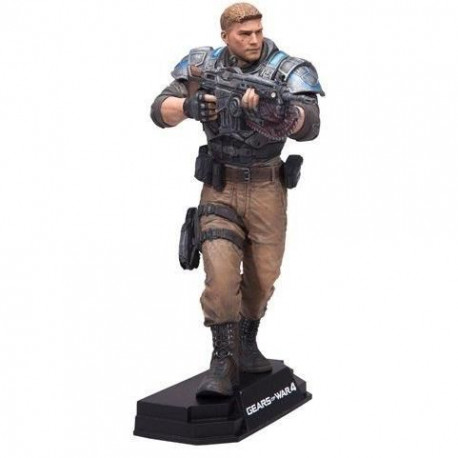 Figurine Gears of War 4 : JD Fenix