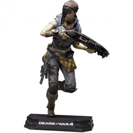 Figurine Gears of War 4 : Kait Diaz