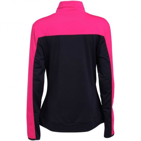 ATHLITECH Veste de survetement VITALY - Fille - Noir / Rose