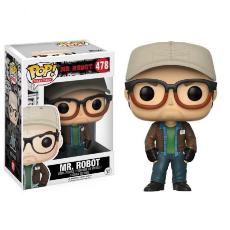 Figurine Funko Pop! Mr Robot : Mr Robot