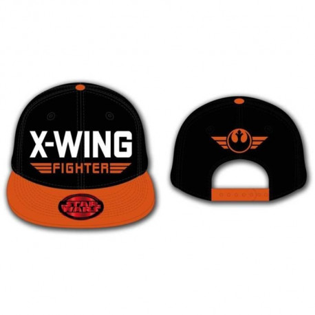 Casquette Star wars X Wings fighter