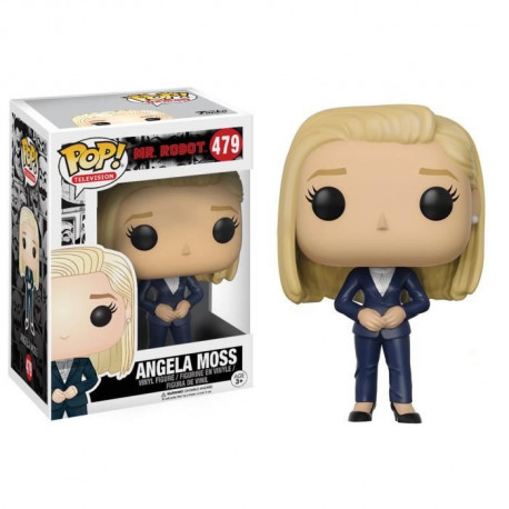 Figurine Funko Pop! Mr Robot : Angela Moss