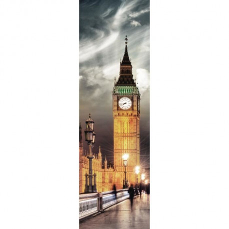 IMAGINE Toile Big Ben - 30X97