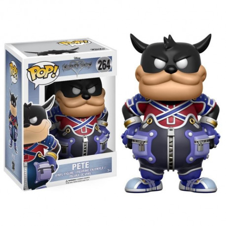 Figurine Funko Pop! Disney - Kingdom Hearts : Pete