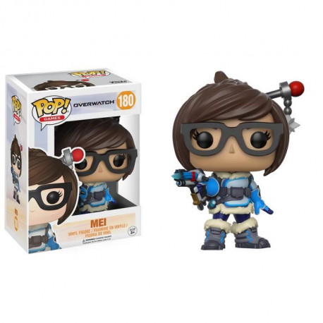 Figurine Funko Pop! Overwatch : Mei