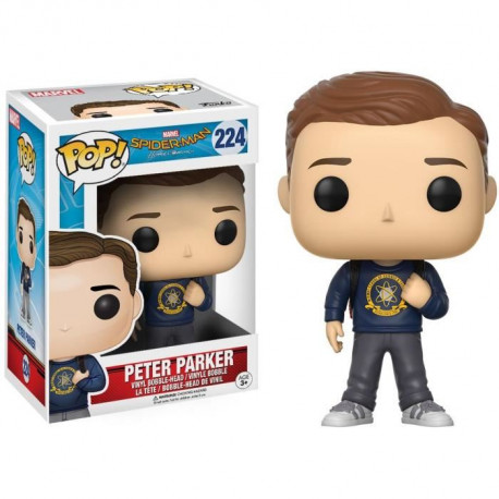 Figurine Funko Pop! Spider Man : Peter Parker