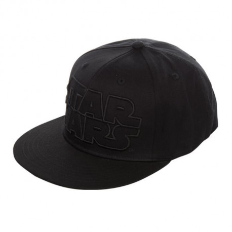 FREEGUN Casquette Boyz Black Star Wars