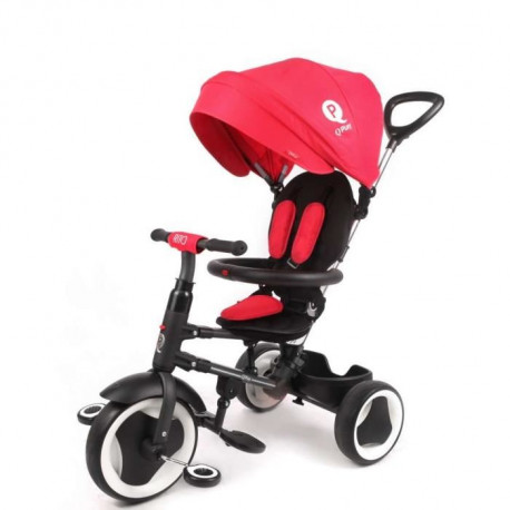 OCIOTRENDS Rito - Pliable Tricycle - Rouge