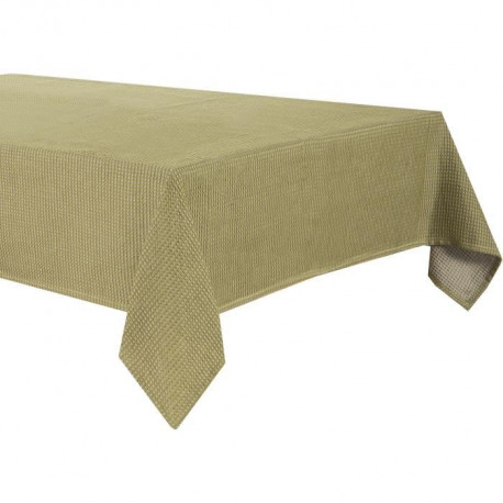 DEKOANDCO Nappe kaki 150x250 cm HONEY