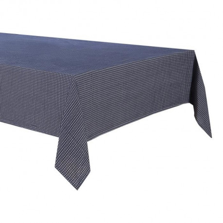 DEKOANDCO Nappe encre 150x250 cm HONEY