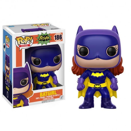 Figurine Funko Pop! DC Comics -  Batman Classic TV Series: Batgirl