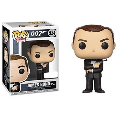 Figurine Funko Pop! James Bond: James Bond