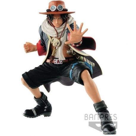Figurine Banpresto One Piece King of Artist: The Portgas D.Ace III