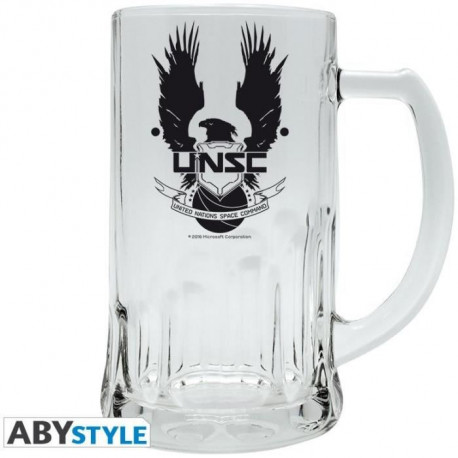 Verre Halo : Chope UNSC