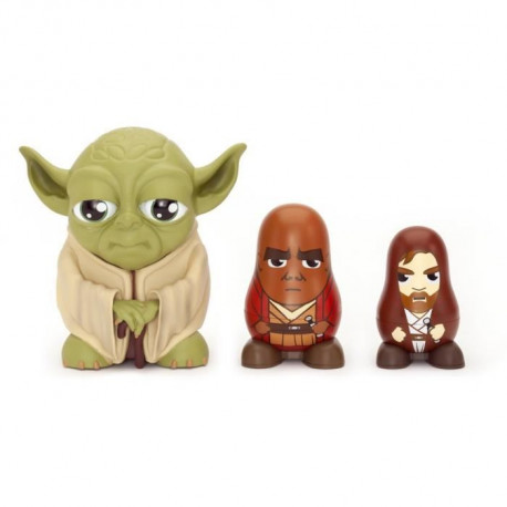 Figurines poupées russes 9cm Star Wars