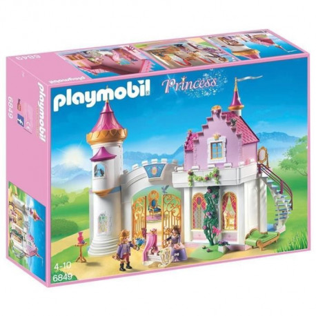 PLAYMOBIL 6849 - Princess - Manoir Royal