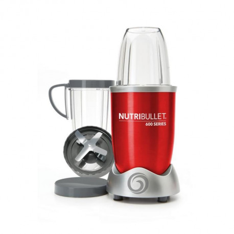 NUTRIBULLET Blender  - 600W - Rouge
