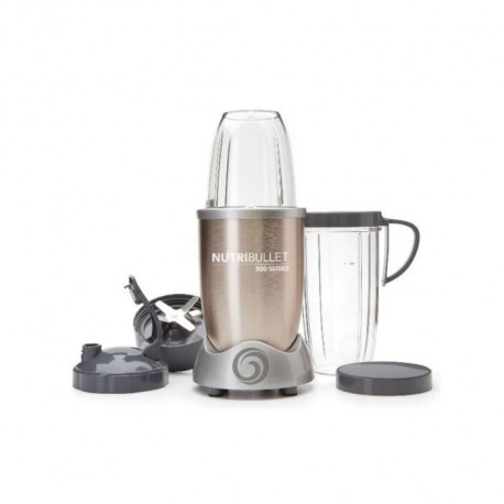 NUTRIBULLET Blender - 900W - Champagne et Or