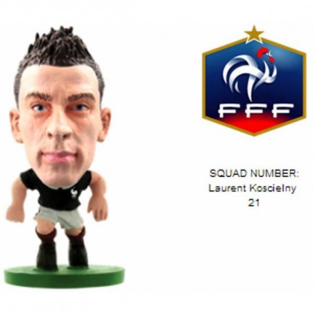 SOCCERSTARZ Figurine France Laurent Koscielny