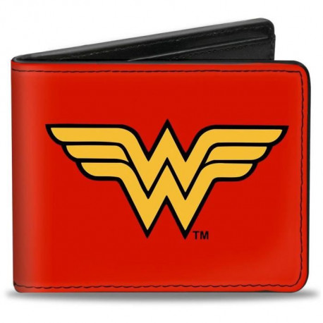 Porte-Feuille DC Comics: Logo Wonder Woman
