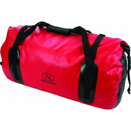 HIGHLANDER Sac Marin de Transport Mallaig 35 Rouge