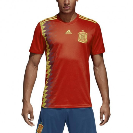 ADIDAS Maillot de football Espagne - Homme - Rouge