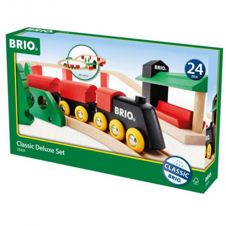 BRIO - 33424 - Circuit Tradition Deluxe