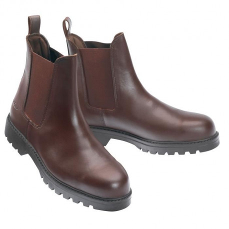 NORTON Boots d'équitation Safety - Marron