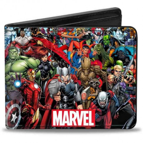 Porte-Feuille Marvel: Marvel Full Team