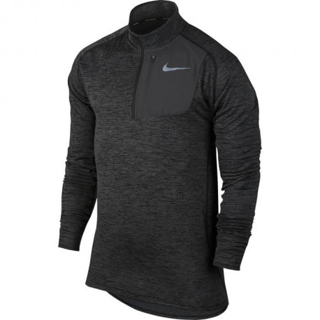 NIKE Sweat-shirt Therma Sphere Element - Homme - Noir
