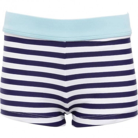 Shorty de bain Baby Alex - Bleu