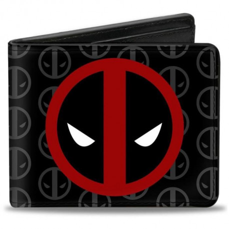 Porte-Feuille Marvel: Logo Deadpool