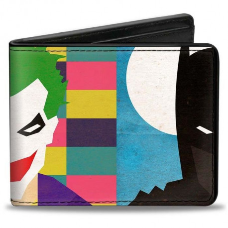 Porte-Feuille DC Comics: Batman & Joker