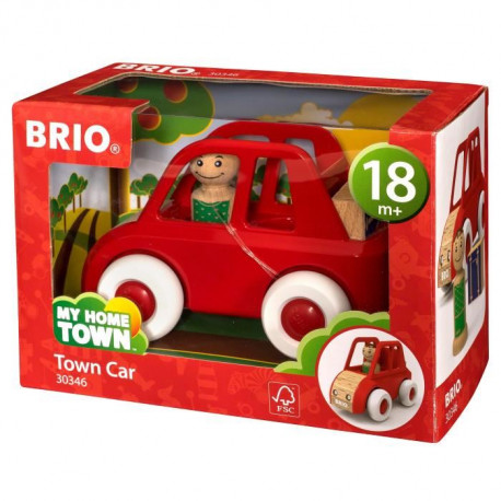 BRIO - My Home Town - Voiture Depart En Week-End
