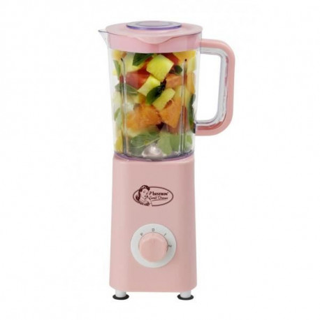 BESTRON AB511SD Blender - 0,6L - Rose