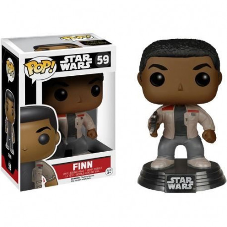 Figurine Funko Pop! Star Wars Ep.7 : Finn