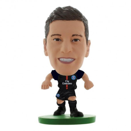 SOCCERSTARZ Figurine Paris St Germain Julian Draxler domicile 2018