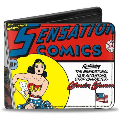 Porte-Feuille DC Comics: Wonder Woman Comics