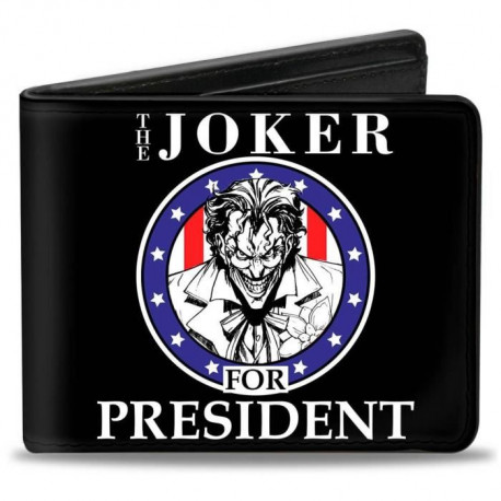 Porte-Feuille DC Comics: The Joker For President
