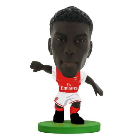 SOCCERSTARZ Figurine Arsenal Alex Iwobi domicile 2018